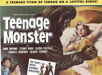少年怪物 Teenage Monster