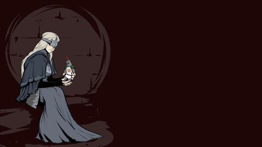 黑暗的灵魂手绘