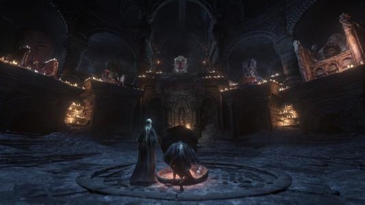 黑暗之魂游戏场景