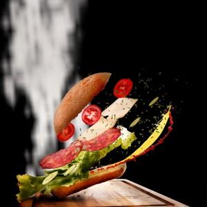 美味三明治