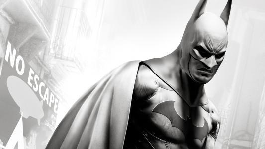 蝙蝠侠:阿卡姆城全高清壁纸和背景图片
