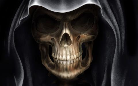 死亡的微笑全高清壁纸和背景