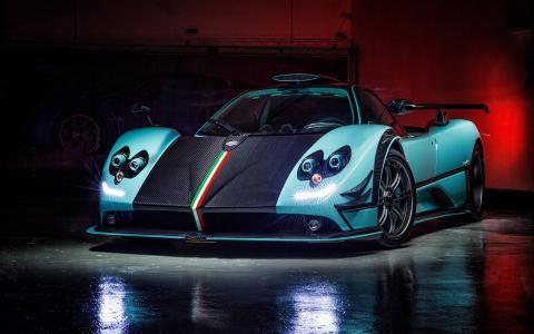 世界顶级跑车帕加尼