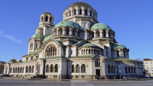 神圣的大教堂