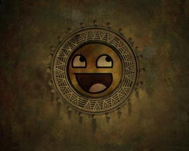 笑脸壁纸和背景图像