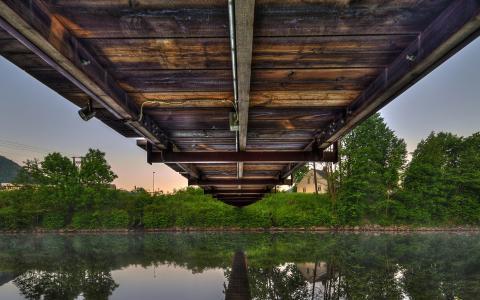 桥全高清壁纸和背景图像