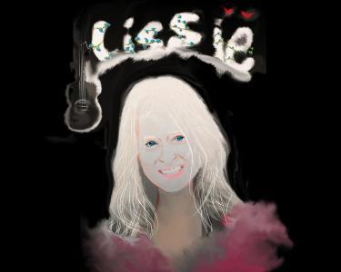 丽莎和她的吉他壁纸和背景