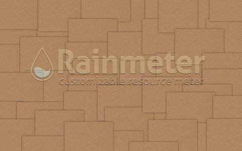 Rainmeter皮革5全高清壁纸和背景图像