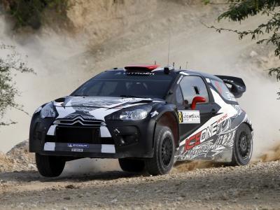 雪铁龙DS3 WRC'2011全高清壁纸和背景图片