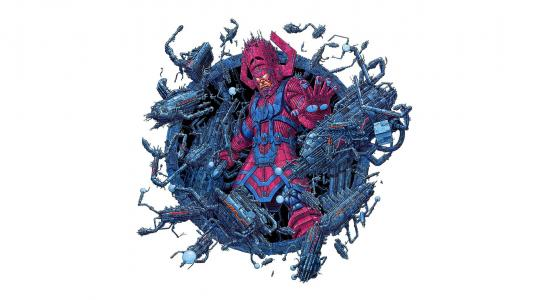 Galactus全高清壁纸和背景