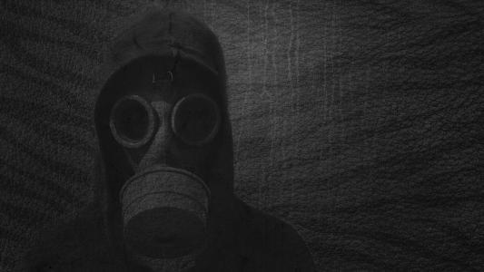 防毒面具全高清壁纸和背景图像