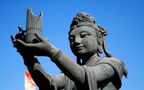 菩萨全高清壁纸和背景