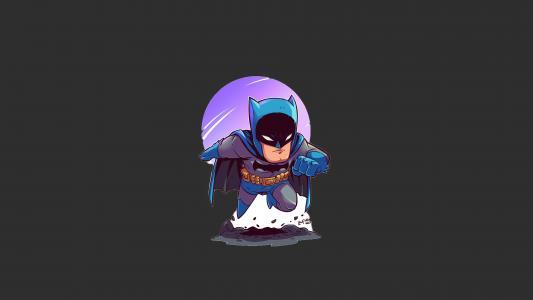 蝙蝠侠4k超高清壁纸和背景