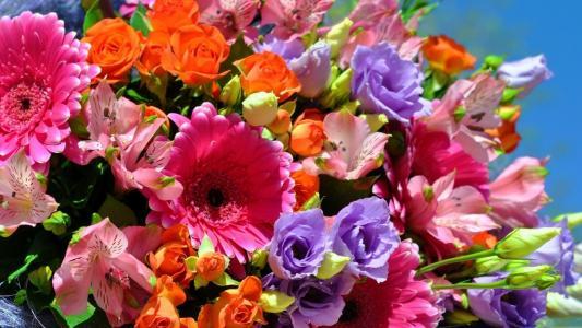 花束全高清壁纸和背景