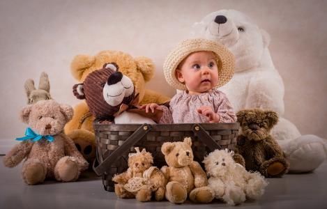 婴儿全高清壁纸和背景