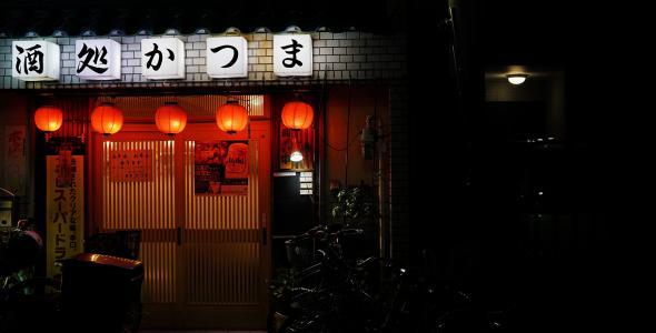 深夜在东京全高清壁纸和背景