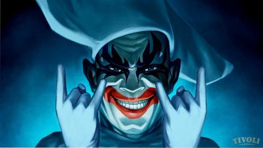 小丑全高清壁纸和背景