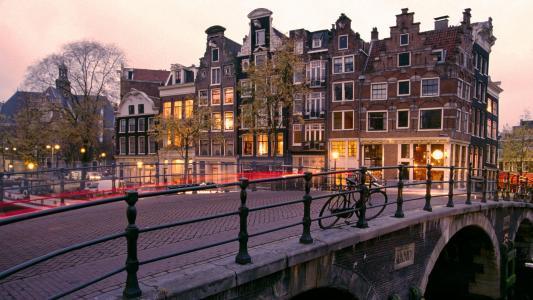阿姆斯特丹全高清壁纸和背景