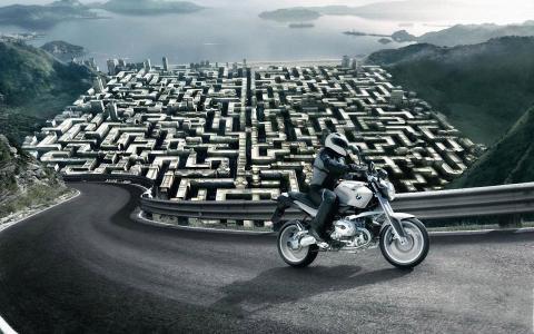 摩托车壁纸和背景图像