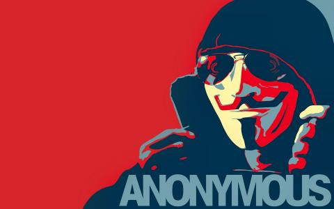 GRAPHICAL [01] anonymous [VersionOne] [121836] [17october2012wednesday]全高清壁纸和背景