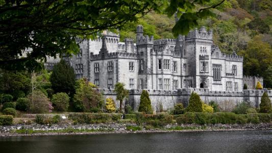 凯尔莫尔修道院全高清壁纸和背景