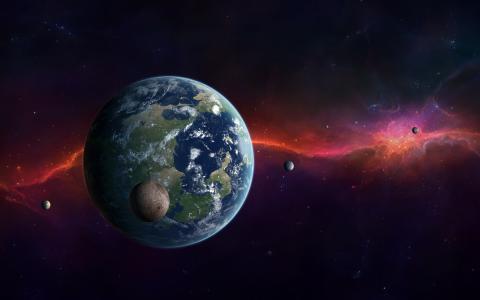 星球全高清壁纸和背景