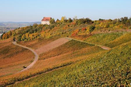 Burg Hoheneck全高清壁纸和背景图片
