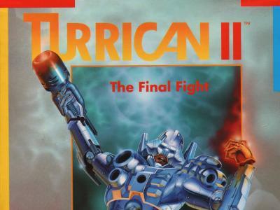 Turrican II全高清壁纸和背景图片