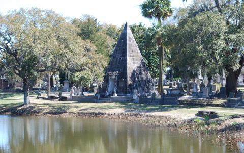 公墓4k超高清壁纸和背景