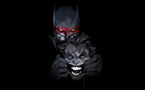 蝙蝠俠全高清壁紙和背景