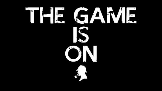 sherlock bbc  - 游戏是在黑色全高清壁纸和背景