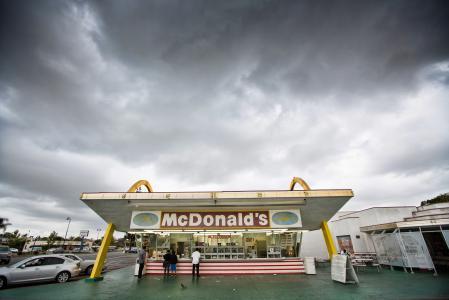 麦当劳全高清壁纸和背景
