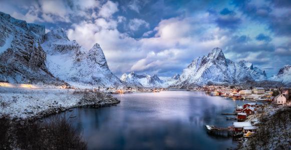 北极漫步壁纸和背景