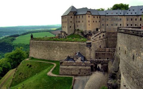 城堡全高清壁纸和背景图像