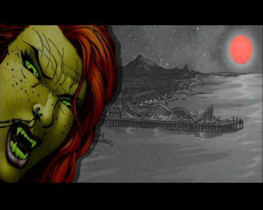 吸血鬼壁纸和背景
