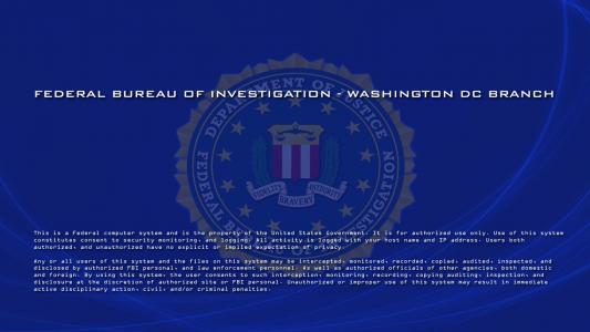 FBI全高清壁纸和背景图片