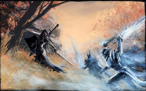 激战2壁纸和背景图片