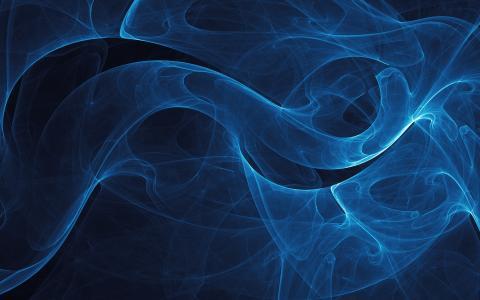 蓝色全高清壁纸和背景