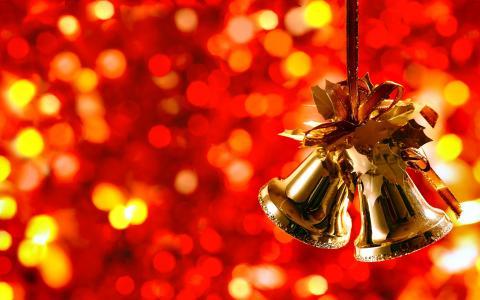 圣誕節鈴聲全高清壁紙和背景圖像