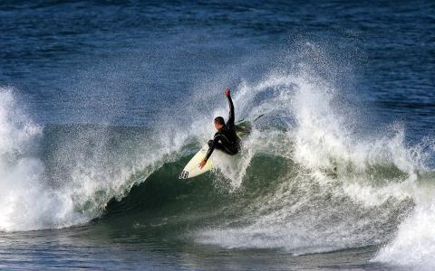 冲浪全高清壁纸和背景