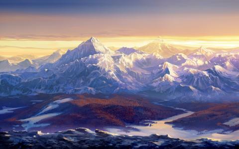 景观全高清壁纸和背景图像