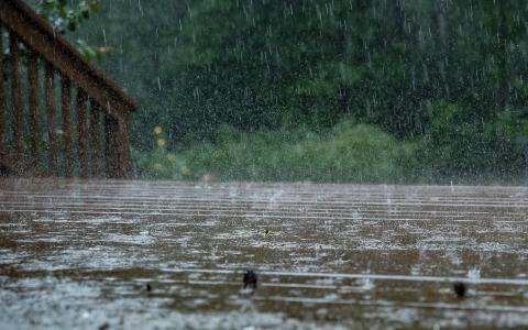 雨全高清壁纸和背景