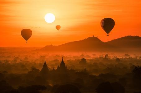 蒲甘,缅甸全高清壁纸和背景