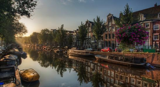 阿姆斯特丹4k超高清壁纸和背景图像