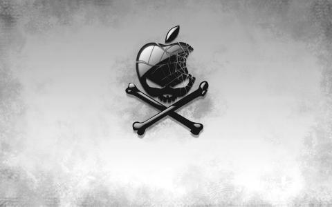 苹果海盗全高清壁纸和背景