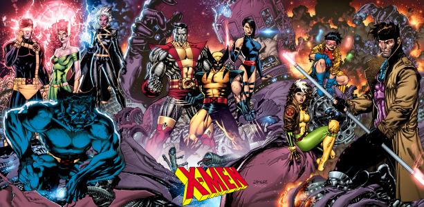 X战警全高清壁纸和背景