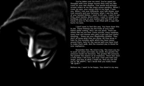 匿名的壁纸和背景