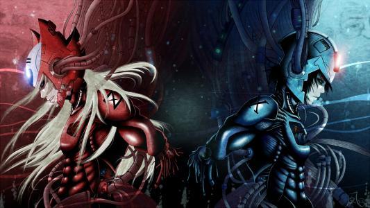 动漫战士壁纸和背景图像