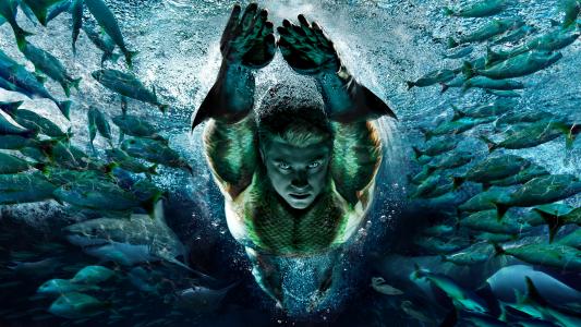 Aquaman全高清壁纸和背景