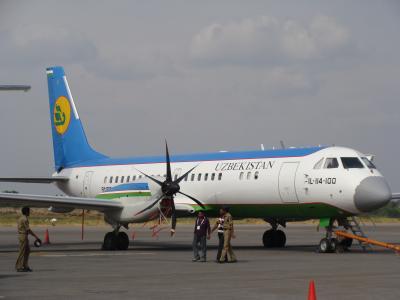 伊柳辛Il-114全高清壁纸和背景图像